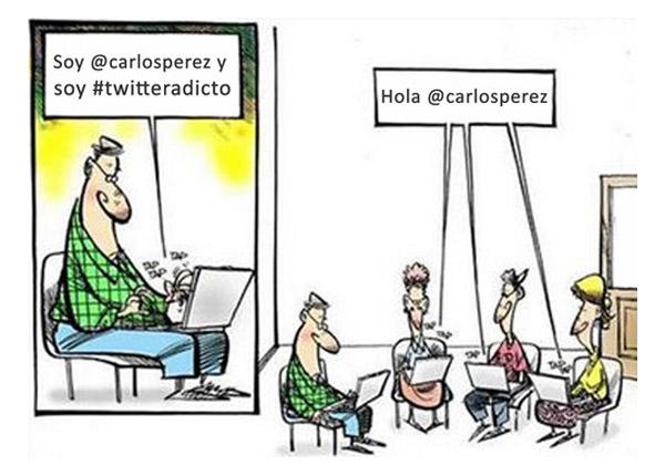 Reunión de TwitterAdictos