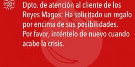 Reyes Magos en crisis