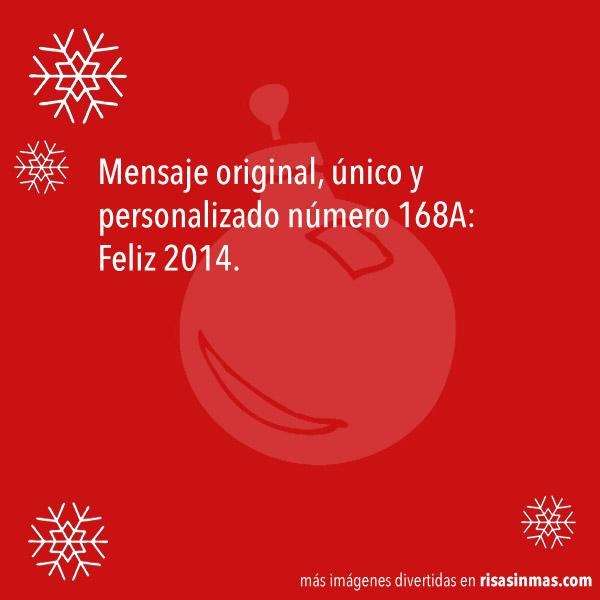 SMS Navidad personalizado