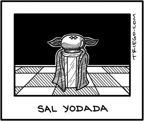 Sal Yodada