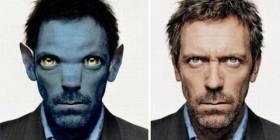 Si Hugh Laurie fuera un Avatar