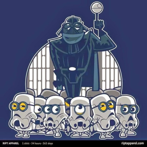 Star Wars Minions