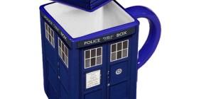 Taza Doctor Who