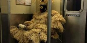 Un día cualquiera en el metro
