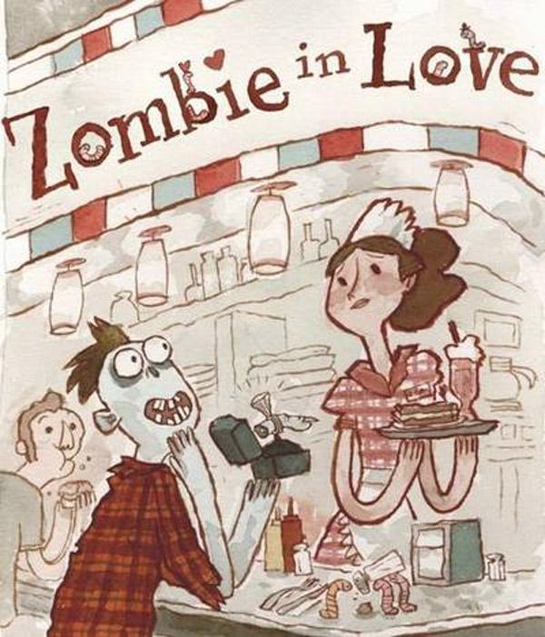 Zombie enamorado