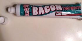 Aliento a bacon durante todo el día