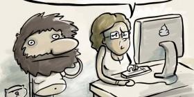 Tratando de averiguar cómo funciona Internet