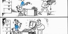 Cambio de secretaria
