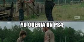 Carl, aquí tienes tu arma