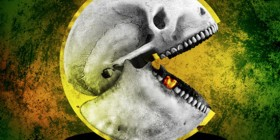 El cráneo de Pac-Man