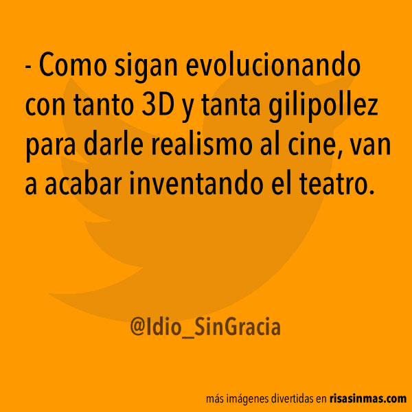 Evolución del 3D