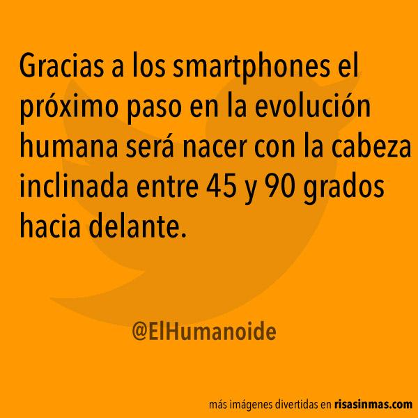 El próximo paso en la evolución humana