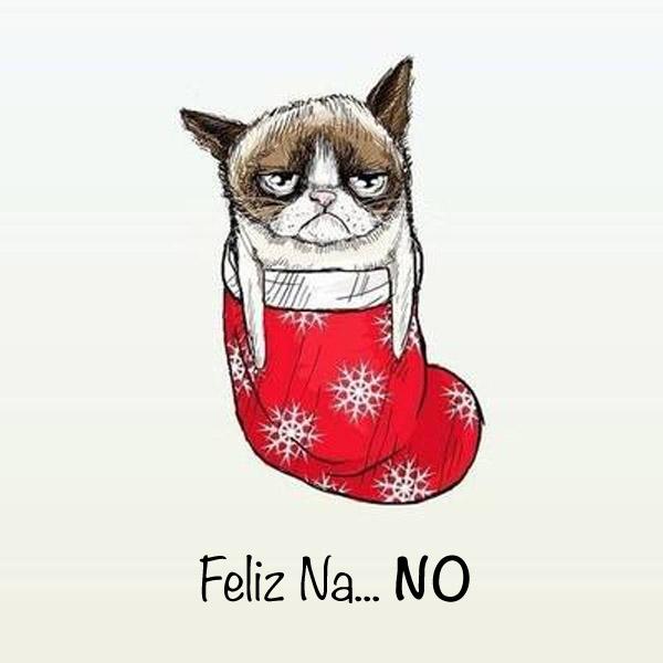 Feliz Na... NO