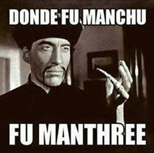 Donde Fu Manchu