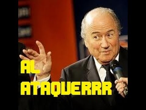 Joseph Blatter el mejor imitador de Chiquito de la Calzada