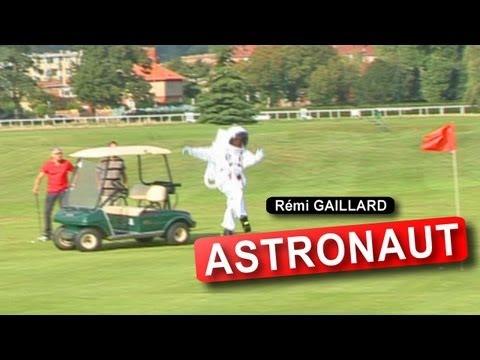 La broma del astronauta