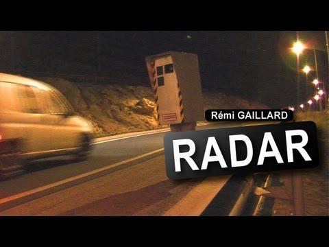 La broma del radar móvil