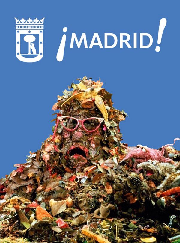 La nueva imagen de Madrid para el mundo