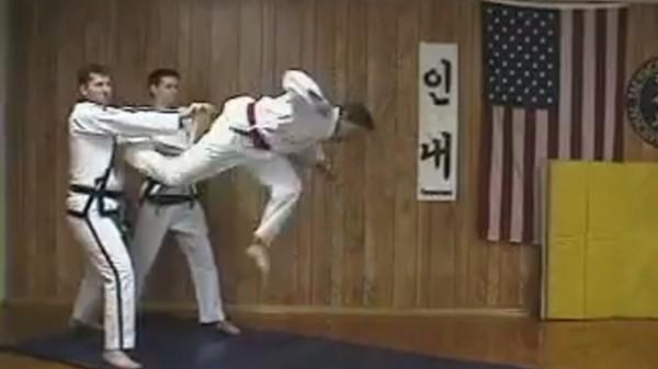Maestros de las artes marciales
