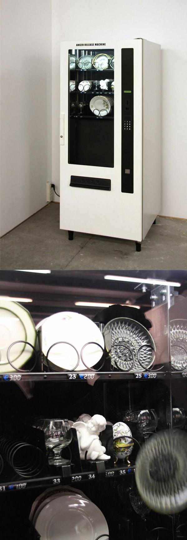 Máquina expendedora de porcelana china