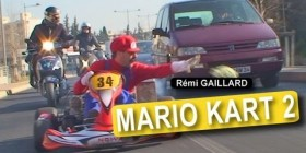 Mario Kart 2 por Rémi Gaillard