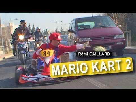 mario kart 2 por r mi gaillard. Black Bedroom Furniture Sets. Home Design Ideas