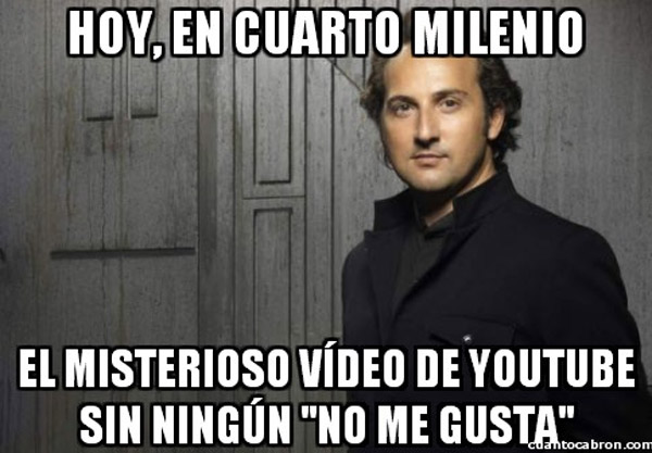 El misterioso vídeo de YouTube