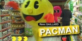 Pac-Man en la vida real
