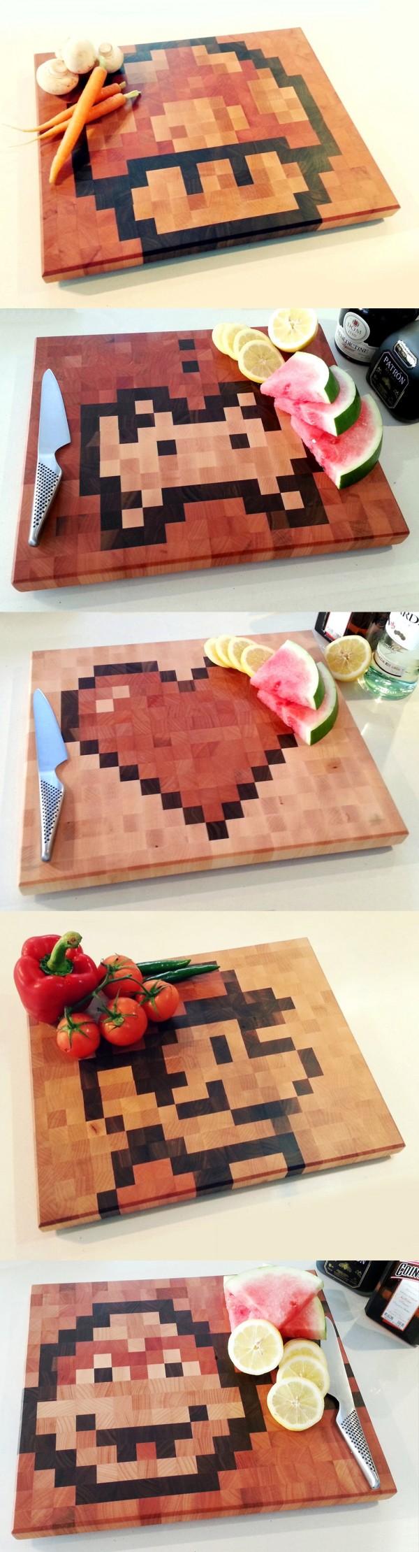 Pixeliza tu cocina