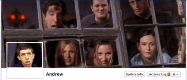 Portadas de Facebook originales: Friends