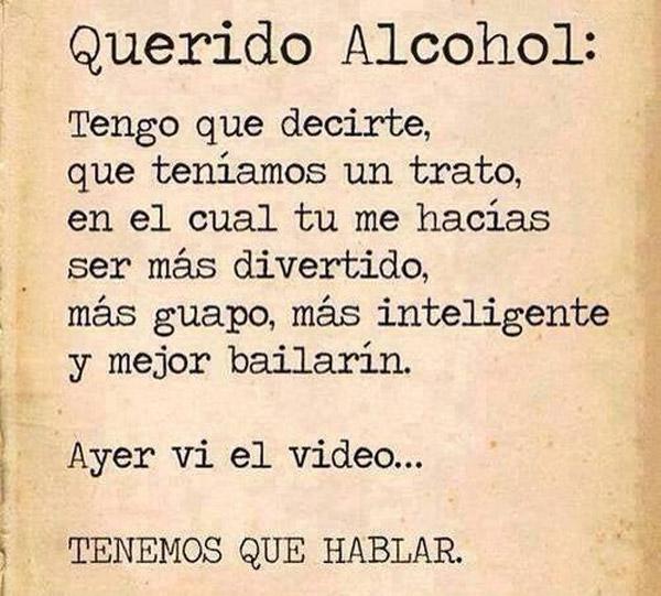 Que tal la dependencia los tipos de la dependencia alcohólica