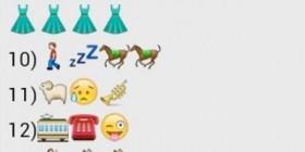 Trivial de cine con los emoticonos del WhatsApp