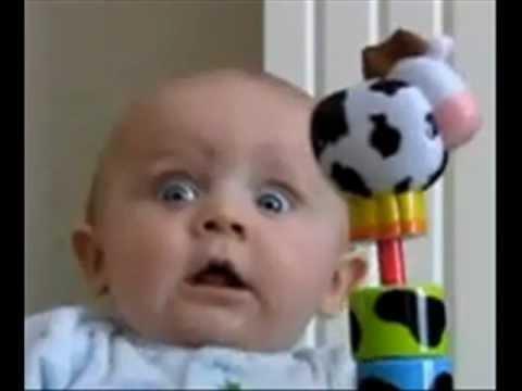 Vídeos de bebés graciosos