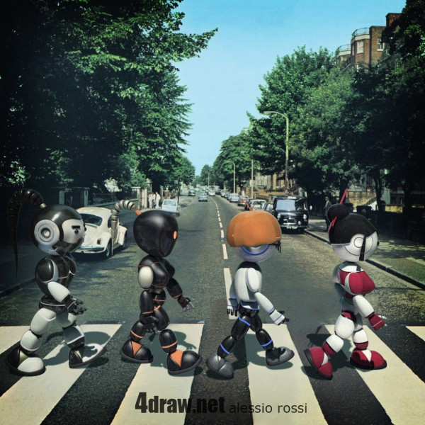Abbey road-bot