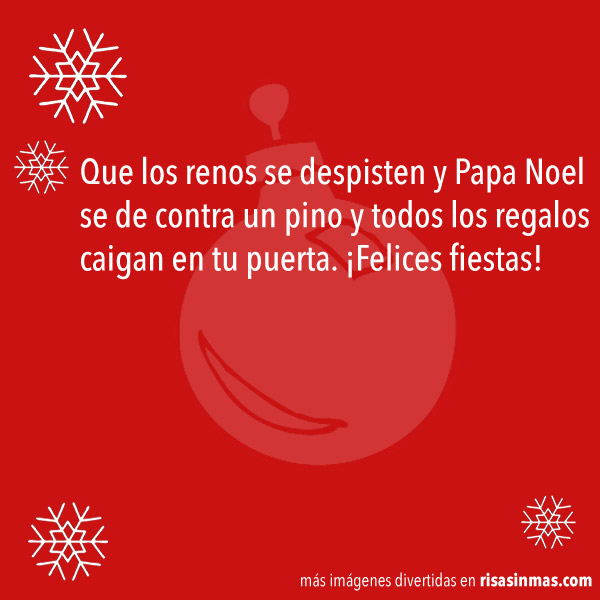 Accidente de Papa Noel