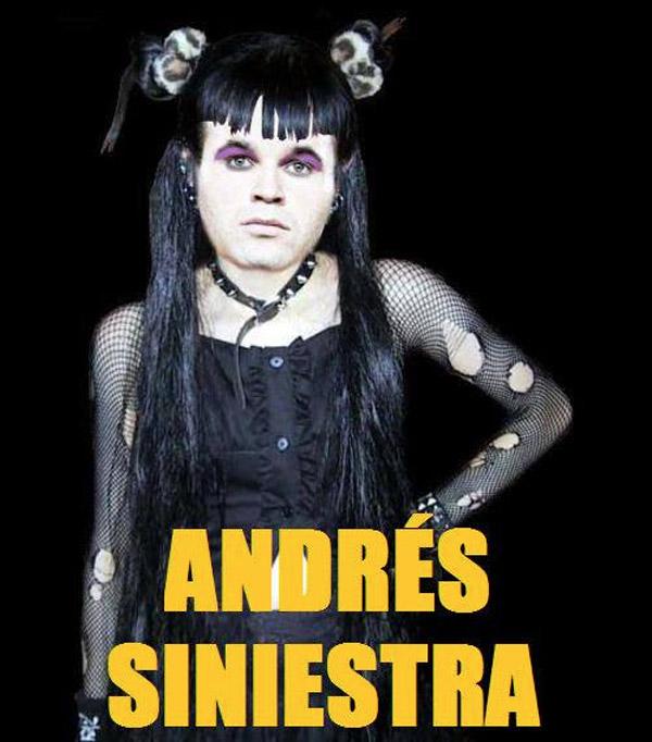 Andrés Siniestra