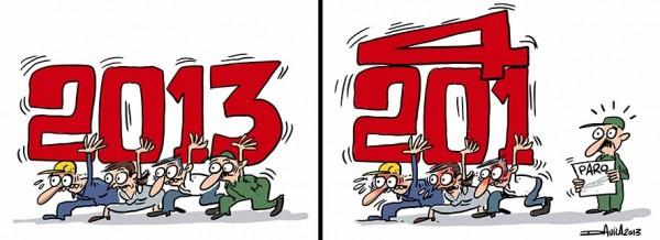 Año nuevo 2014
