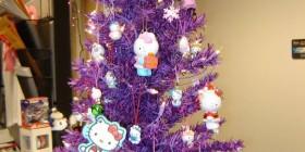 Árbol de Navidad Hello Kitty