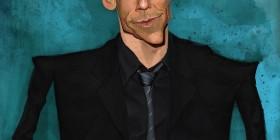 Caricatura de Ben Stiller