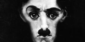 Caricatura de Charles Chaplin