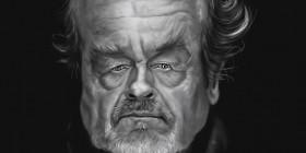 Caricatura de Ridley Scott