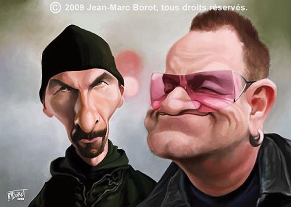 Resultado de imagen de gifs animados U2