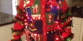 Chaqueta-Árbol de navidad