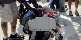 Cochecito de bebé AT-AT
