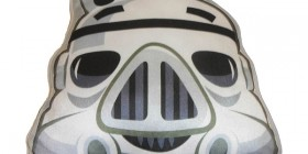 Cojín Angry Birds Stromtrooper
