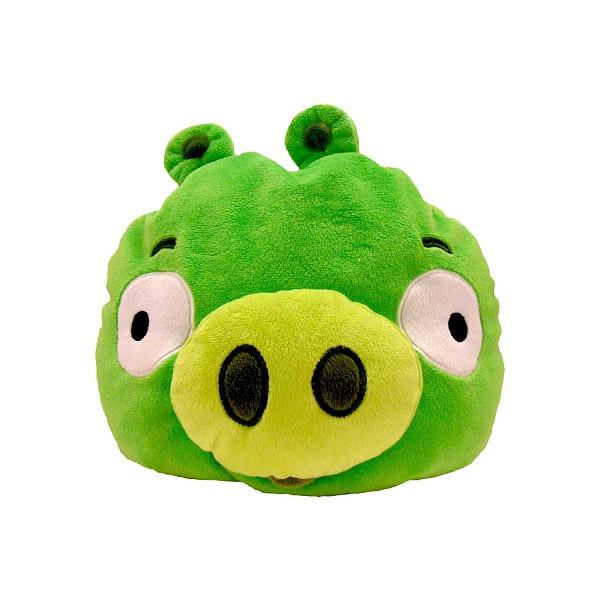 Cojín Cerdo Verde de Angry Birds