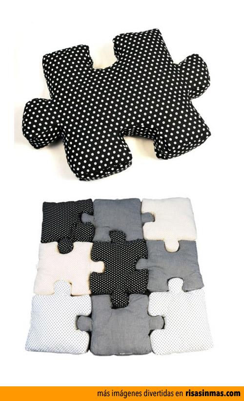 Cojines puzzle