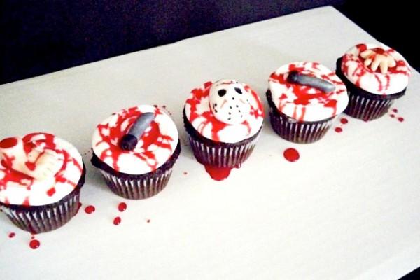 Cupcakes Viernes 13