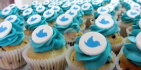 Cupcakes de Twitter