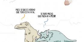Diálogo de dinosaurios